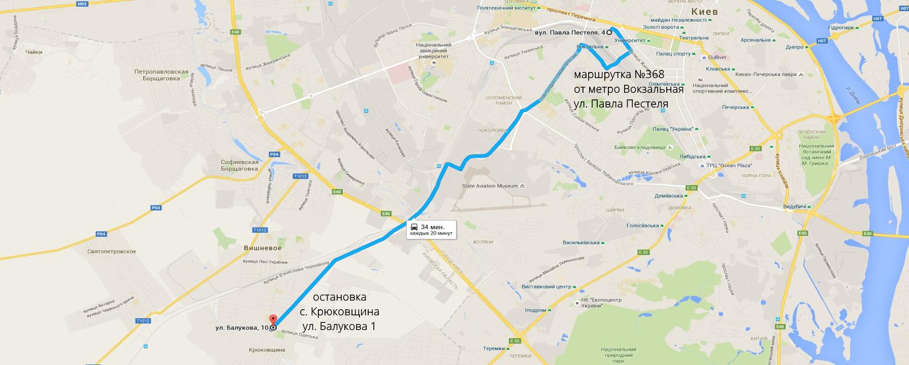 kak-dobratsya-ot-metro-vokzalnaya