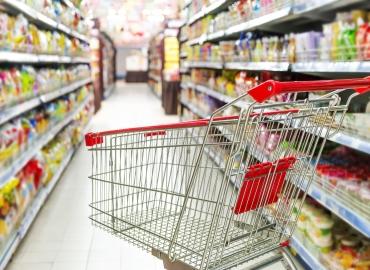 Продуктовые магазины на территории ЖК