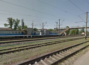 Железнодорожная станция Вишневое